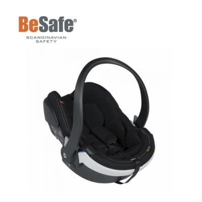 【Besafe】iZi Go Modular X1模組化兒童汽座提籃-銀石黑