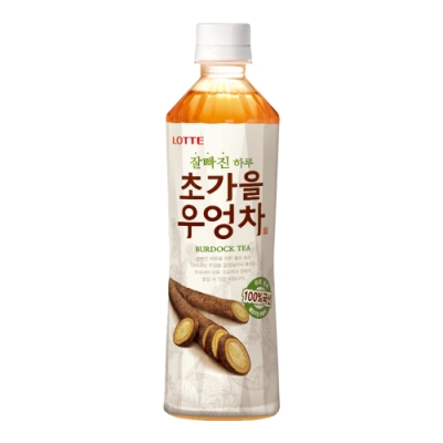 Lotte 樂天牛蒡茶500ml
