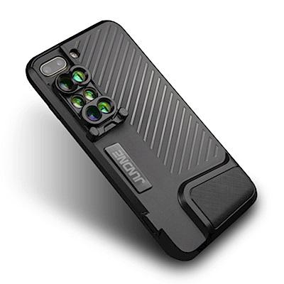 iStyle iPhone 7/8 plus 5.5吋 六合一雙鏡頭手機殼