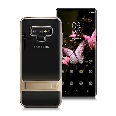 AISURE for Samsung Galaxy Note 9 魔法防撞支架手...