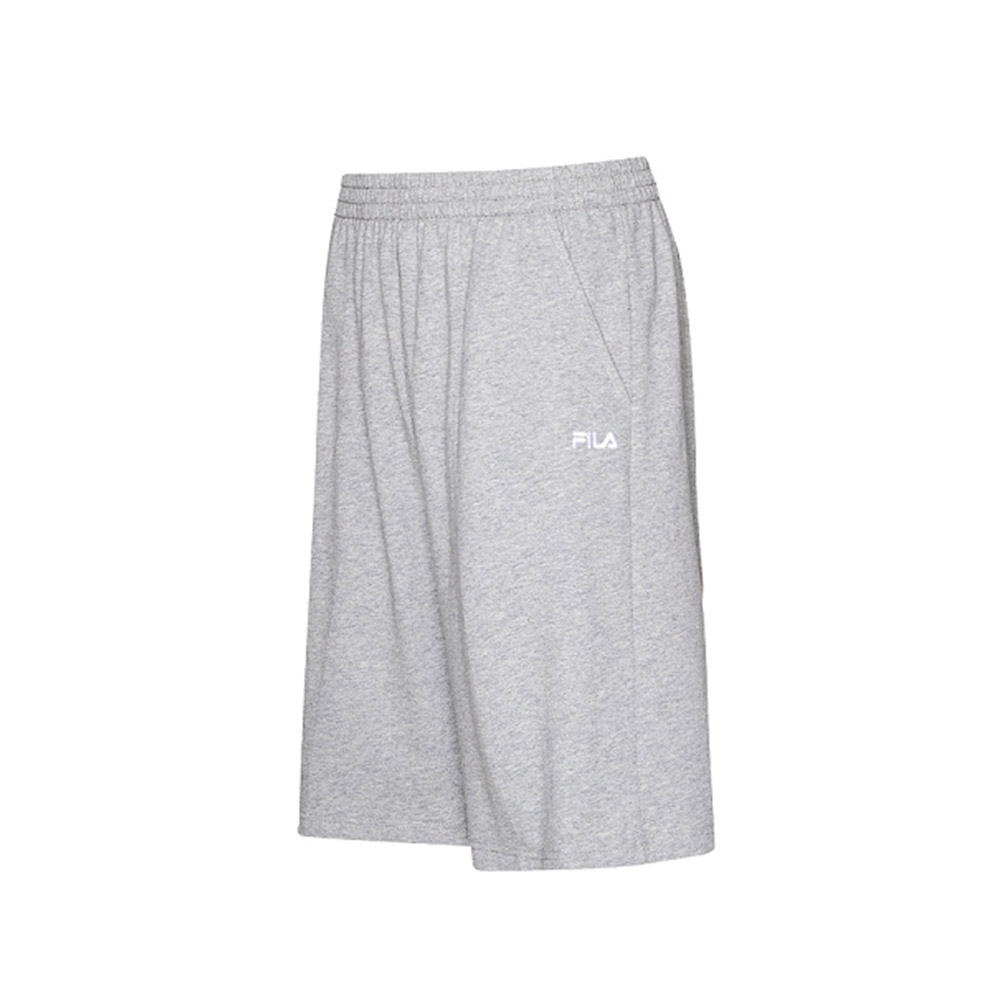 FILA 短褲-麻灰 1SHV-1520-MY