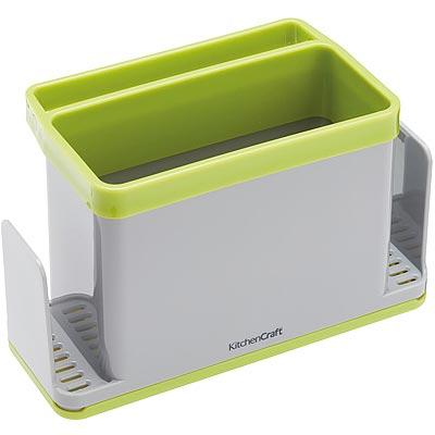 《KitchenCraft》瀝水收納架(綠)