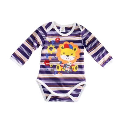 寶寶薄長袖連身衣 k60955 魔法Baby