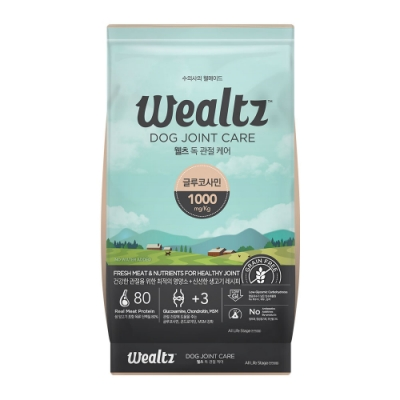 Wealtz 維爾滋 天然無穀寵物糧 關節保健犬食譜 2.1kg