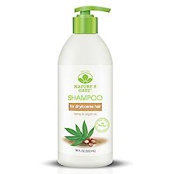 Nature's Gate 大麻籽摩洛哥優油滋養洗髮精 532mL (乾燥、乾粗、自然捲適