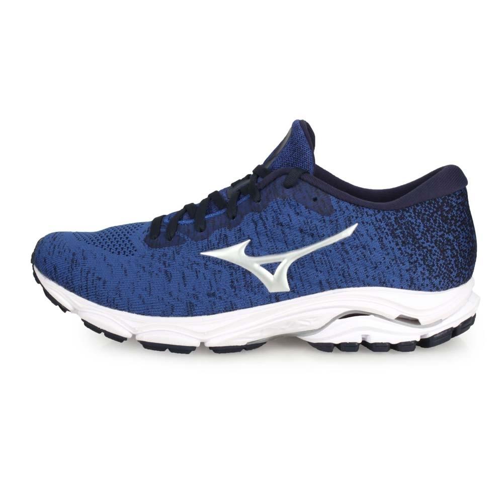 MIZUNO 男慢跑鞋 WAVE INSPIRE16 WAVEKNIT