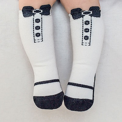 Happy Prince韓國製 Shasta復古兒童及膝襪
