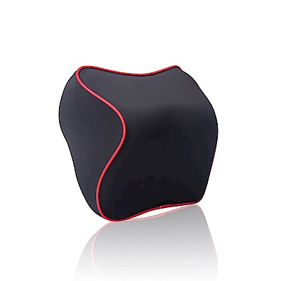 【OMyCar】慢回彈冰絲(舒壓頭枕)可拆洗 太空記憶棉枕 透氣舒適