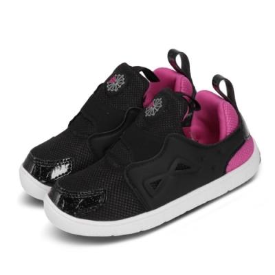 Reebok 休閒鞋 Slip-On 襪套 童鞋
