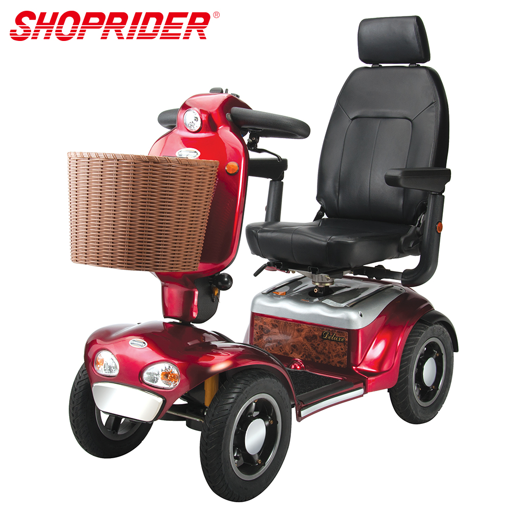 SHOPRIDER TE-889SLBF必翔電動代步車(煞車升級款)
