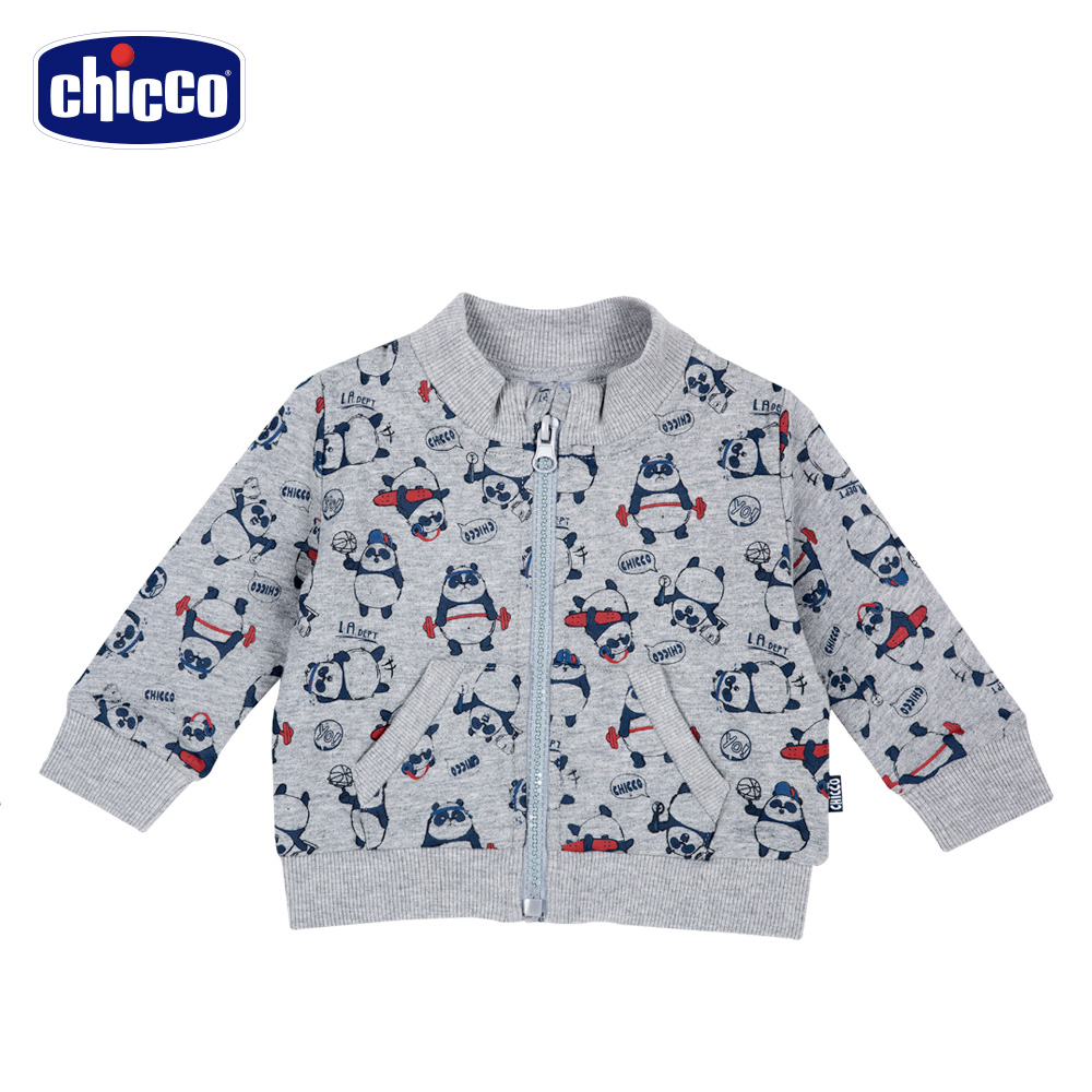 chicco-To Be Baby- 塗鴉休閒外套