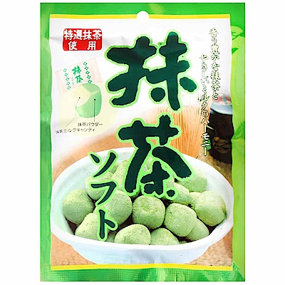 amehama 日式抹茶風味軟糖(90g)