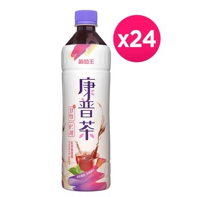 【葡萄王】康普茶雙纖飲530ml(24入)