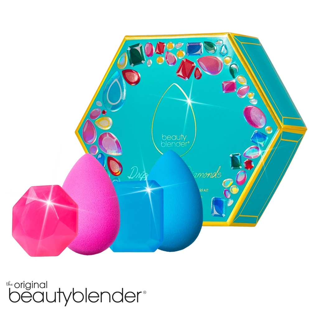 [時時樂限定]beautyblender 原創美妝蛋光耀鑽石限量組