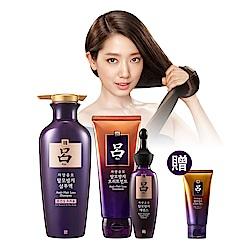 呂Ryo 滋養豐盈韌髮3大明星組