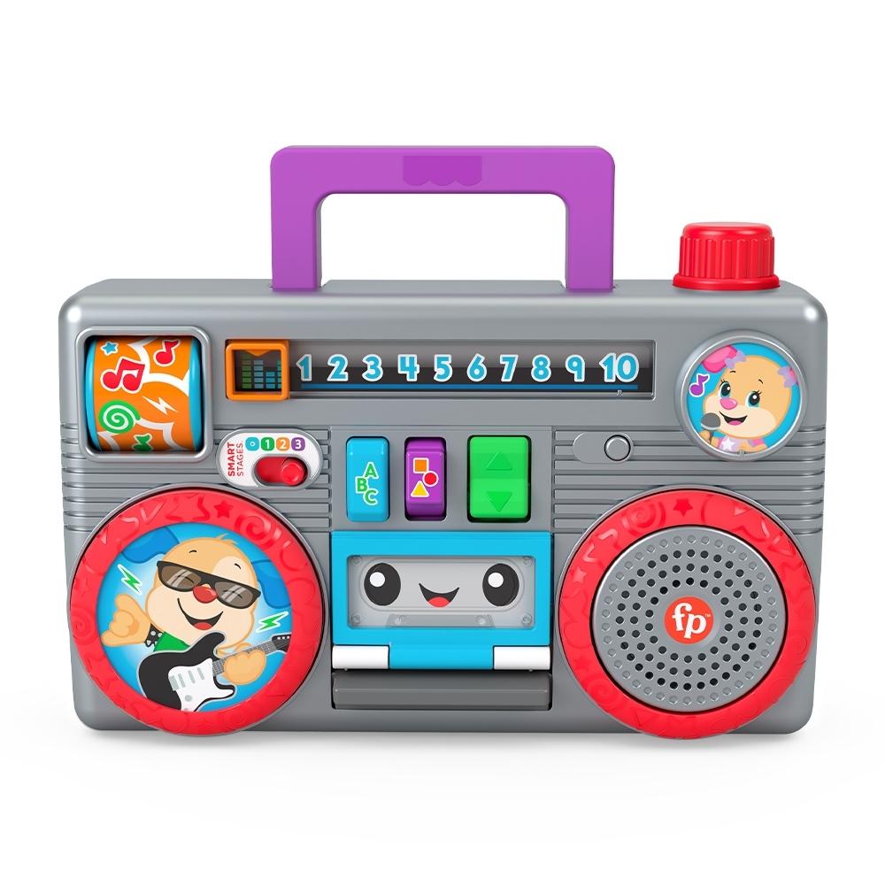 奇哥 Fisher price 費雪 聲光互動學習收音機