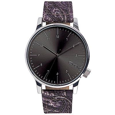 KOMONO Winston Print 腕錶-複色變形蟲/41mm