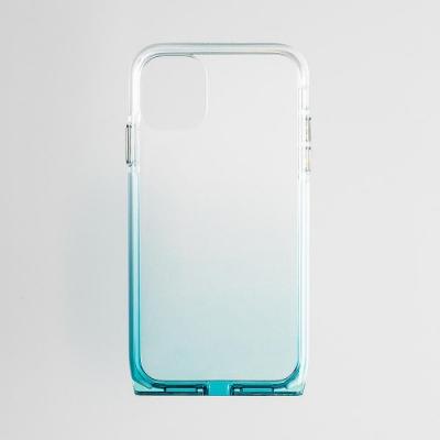 美國BodyGuardz iPhone 11 Pro Max Harmony 和諧曲線軍規殼-湖水綠