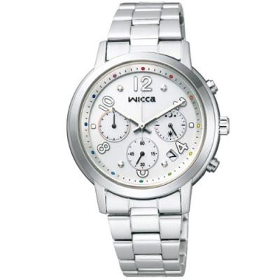 WICCA 甜美少女風格腕錶 KF5-012-13