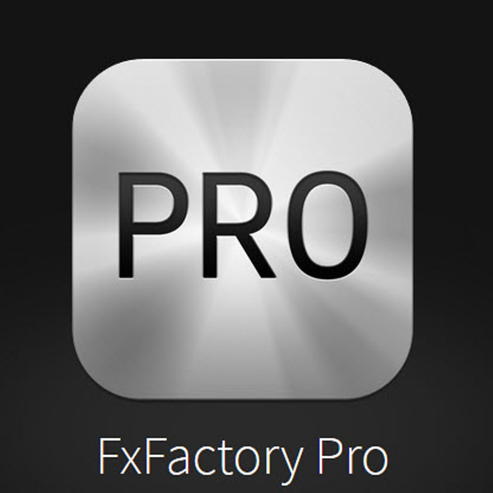 FxFactory Pro(視覺特效包)單機版 (下載 )