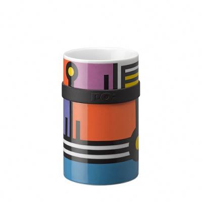 【PO:Selected】丹麥雙層陶瓷馬克杯250ml (連繫)