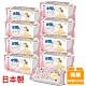 日本LEC 新款迪士尼貝兒公主-口手專用純水99%濕紙巾箱購-60抽x24包入 product thumbnail 1