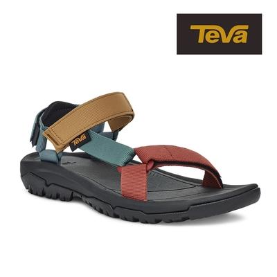 【TEVA】原廠貨 男 Hurricane XLT2 機能運動涼鞋/雨鞋/水鞋(自然彩色-TV1019234EHML)