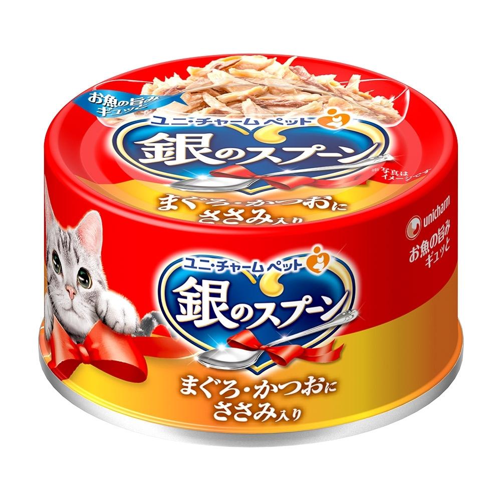 銀湯匙 貓罐頭雞肉(70g/罐)