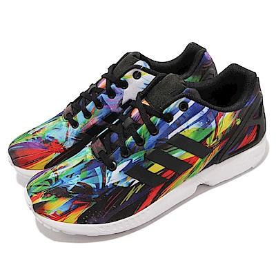 adidas 休閒鞋 ZX Flux 男鞋