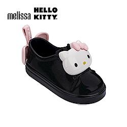 Melissa X HELLO KITTY 寶寶休閒鞋-黑色