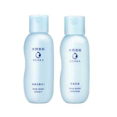 【專科】 保濕化粧水(滋潤型) 200ml+保濕乳液 150ml 兩件組