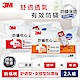 3M 德國進口表布100%防蹣枕心 加厚版-舒適型+支撐型(2入組) product thumbnail 1