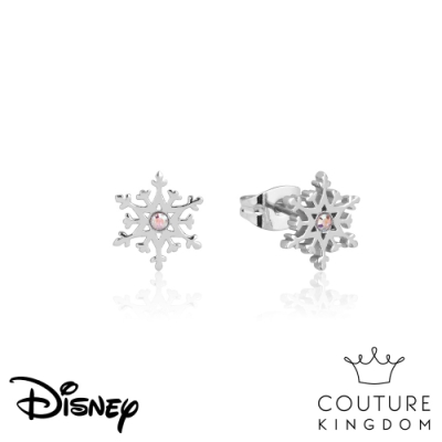 Disney Jewellery by Couture Kingdom 冰雪奇緣雪花耳釘