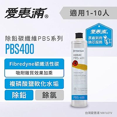愛惠浦 到府安裝 除鉛碳纖維系列濾芯 EVERPURE PBS400