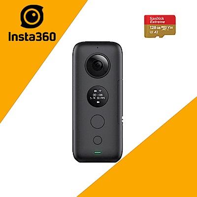 INSTA360 ONE X 全景相機 (公司貨) 送128G/160MBs卡