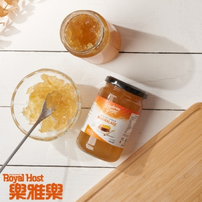 RoyalHost樂雅樂  Buderim Ginger薑味抹醬(365g)