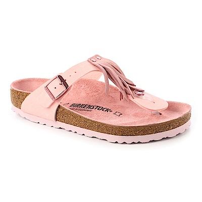 勃肯BIRKENSTOCK 1008186。GIZEH吉薩 夾腳拖鞋(玫瑰色)