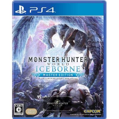 魔物獵人 世界:Iceborne -PS4 中文一般版