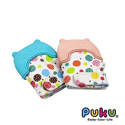 【PUKU】Baby GaGa小豬手套(含收納盒)