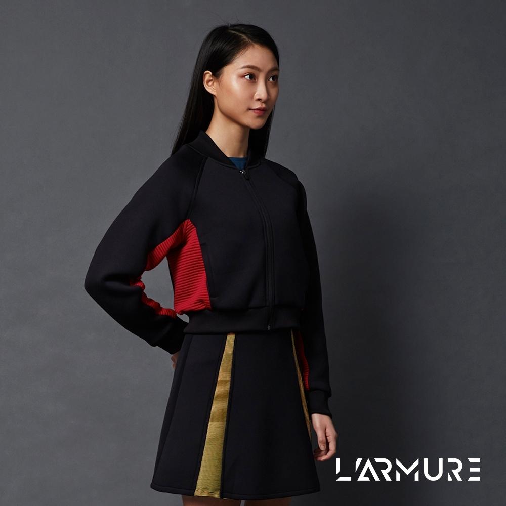 L'ARMURE 女裝 短版飛行夾克