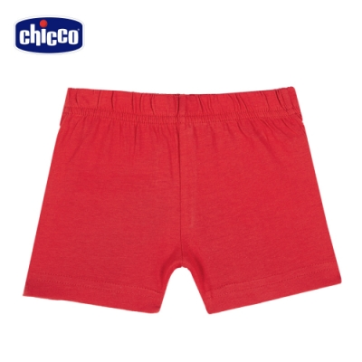 Chicco- TO BE BB-居家短褲-紅