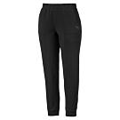 PUMA-女性法拉利經典系列長褲-黑色-歐規