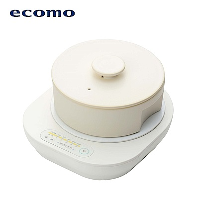 ecomo cotto cotto IH電磁爐 x 日式耐熱陶鍋組