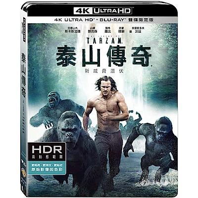 泰山傳奇 UHD+BD 雙碟限定版.