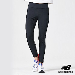 New Balance NB LOGO緊身褲_AWP91554BKW_女性_黑色