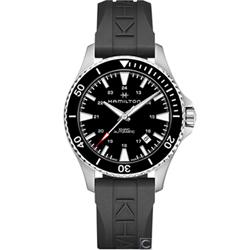 Hamilton Khaki  碧海追蹤100米機械錶(H82335331)40mm
