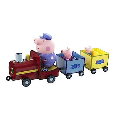 Peppa Pig 粉紅豬小妹 - 歡樂火車組