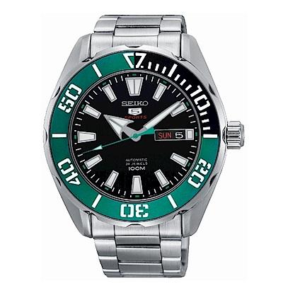 SEIKO 精工自由徜徉5號機械腕錶/4R36-06S0M/SRPC53J1