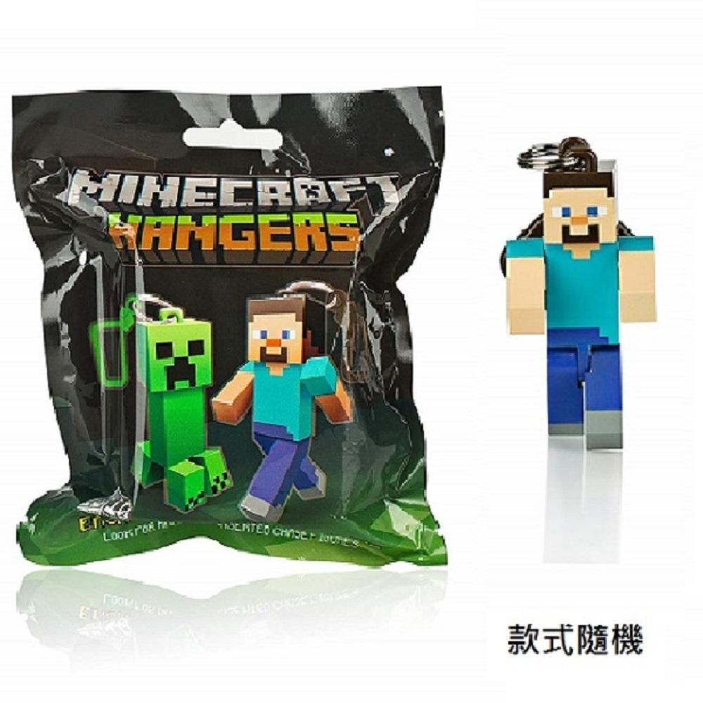Minecraft 當個創世神  麥塊 角色造型吊飾 抽抽包  (款式隨機)