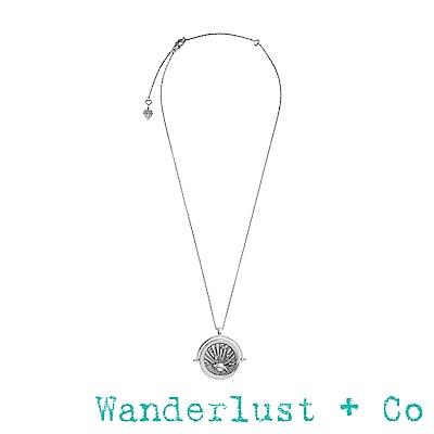 Wanderlust+Co 星軌項鍊 - 銀色